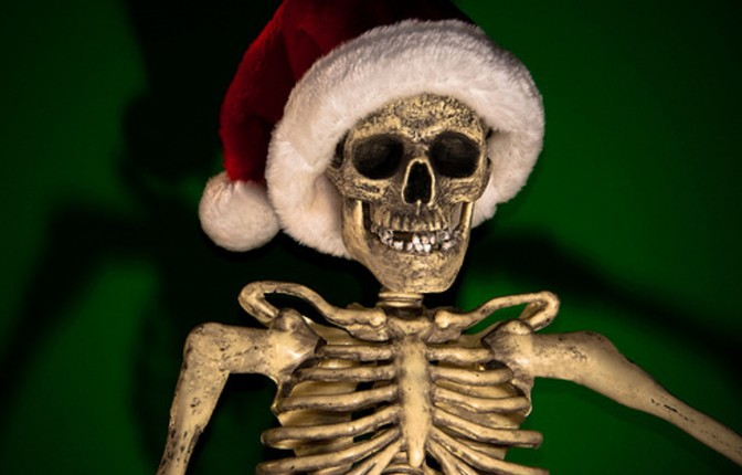 6 Festive Ways To Commit Suicide