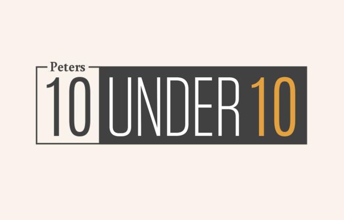 Peters' Ten Under Ten 2017
