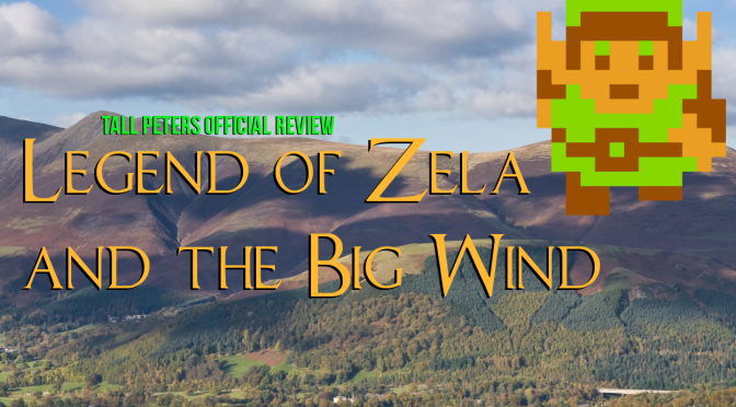 Video Game Review – The Legend of Zelda: Breath of the Wild
